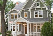 Home Sweet Home / by Heather Watson