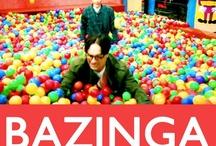 The Big Bang Theory / by Melanie Davis