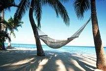 Hammocks & Garden furniture / Best chaise longues, hammocks supports and garden sofa.