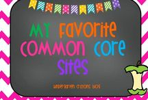 Common Core Resources / by Kindergarten Crayons