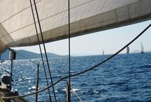 Sailing, Barche a Vela