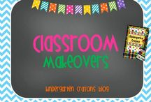 Classroom Makeovers / by Kindergarten Crayons