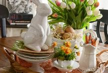 Holiday Decorating-Halloween, Thanksgiving, Easter ~ Seasonal / Special Occassions / by Pamela Osborne