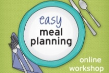 Meal Planning / by Jennifer McClure
