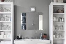 bathrooms / by Kamshim Lau