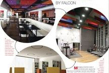 News, Blogs and White Papers / Check out what's new with Falcon Products and learn about tips and trends from designers and other experts in the textile, furniture, acoustics, interior design and other industries!