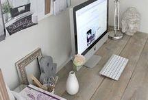 office space / by Jolene Lee