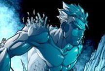 Heroes - Blue