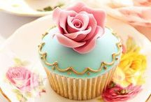 Food-Cupcakes & Cupcake Liners / All things Cupcake!  Pictures & Recipes / by Pamela Osborne