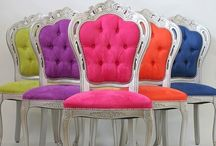 Chairs~Have A Seat II / For the love of Chairs, Settees & All Things Seating / by Pamela Osborne