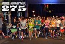 "Mousetalgia! - Episode 275 - January 27, 2014 / Mousetalgia talks RunDisney this week. Dave ran the inaugural Tinker Bell 10K and Becky ran the half marathon (earning her own PR). Plus - scenes from the RunDisney Expo, dining with Princesses, navigating the parks during RunDisney weekends, and Radiator Springs Racers - is the line finally loosening up? We also bring back our awkward moment segment and have a Mousetalgia motel showdown. Jeff gets ""Weird"" with Rolly Crump...and more!"