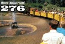 Mousetalgia! - Episode 276 - February 3, 2014 / Mousetalgia welcomes Mine Train expert James Keeline to the show to help us reminisce about the history of Frontierland's trains in anticipation of the newly renovated Big Thunder Mountain Railroad attraction. Also, February is Mousetalgia Music Month, and we start our musical features by discussing our personal favorites in the world of Disney musicians. Plus more!
