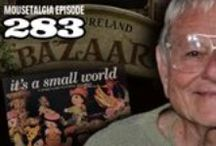 Mousetalgia! - Episode 283 - March 24, 2014 / Mousetalgia welcomes WED Imagineer and Disney Legend Rolly Crump to this episode of the podcast to talk about his time working for Walt Disney in the creation of Disneyland and he's got some cute stories to share. Also, Mousetalgia talks to Don Morin, founder of the Pacific Northwest Mouse Meet, about this upcoming fan convention. Plus more!