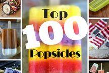 Ice Cream, Sorbets & Popsicles