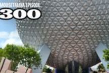 Mousetalgia! - Episode 300 - July 21, 2014 / This week, celebrate Mousetalgia's 300th episode as Jeff travels across the country to Orlando and reports on his trip to Walt Disney World. We discuss the differences between the east and west coast Disney parks and form some conclusions. Agree or disagree, you're sure to find something to ponder as we discuss the various parks and opportunities afforded on a trip to the number one vacation destination in the world. Also, Team Mousetalgia reminisces about the past 300 episodes. Let's celebrate!