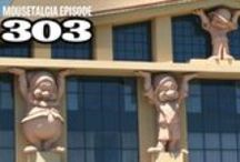 Mousetalgia! - Episode 303 - August 11, 2014 / It's Rewards Points Week at Mousetalgia, as Kristen cashes in 15,000 Disney Movie Rewards points to earn a private tour of the Walt Disney Studios in Burbank! Listen to all the details as Kristen and Jeff describe the process of applying for the tour and discuss the tour itself. Next, we visit Imagineering and the Disney Music Group for an in-depth look at the variety of services and musical expertise that makes up Disney's important music department. Plus more!