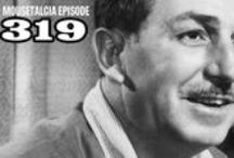 Mousetalgia! - Episode 319 - December 1, 2014 / Walt Disney's birthday special edition! This week, Mousetalgia welcomes director/producer Don Hahn back to the show to help us celebrate the 113th anniversary of Walt's birth. Next, Jeff discusses a 1942 article from Family Circle magazine about Walt Disney and the studio during the war years. Finally, we present Mousetalgia's annual Christmas gift idea roundtable. Plus, Elsa the Mall Queen, Disney lawn ornaments - and more!