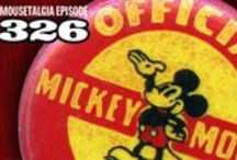 Mousetalgia! - Episode 326 - January 19, 2015 / It's back to the email inbox, as Team Mousetalgia answers your questions. We've got you covered with a mixed variety of Disney topics. Including a macaroni Mickey Mousse recipe from the 30s, DVC news, Jeff announces a book signing, Dave preps for lighting his house for the 2015 holidays - and more!