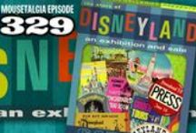 "Mousetalgia! - Episode 329 - February 9, 2015 / Team Mousetalgia discusses the hobby of collecting Disneyana with Mike Van Eaton, the proprietor of Van Eaton Galleries, and his current exhibition titled ""The Story of Disneyland,"" a massive auction of a single collector's treasure trove of nearly 1,800 Disneyland pieces. Also, Jeff reports from the Walt Disney Family Museum on a talk featuring Disney animation legend Glen Keane, who talked about his career with Disney Animation Studios and his current project ""Duet."" Plus more!"