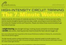 Workout - Cardio, HIIT, Intervals & Running