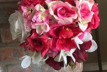 Bridal Shower/Reception Ideas / by Debbie Bert-Shirk