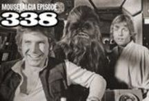 Mousetalgia! - Episode 338 - April 13, 2015 / Team Mousetalgia takes a look at the 1977 release of Star Wars with Lucasfilm's then director of fan relations, Craig Miller. Miller takes us for a look inside the inner workings of Lucasfilm as Star Wars was released, and its huge success. Then, voice actor Stephen Stanton discusses his time in that galaxy far, far away portraying dozens of characters for the Star Wars universe. Also - tune in to www.mousetalgialive.com April 17 at 6 pm to hear our live show from the Star Wars Celebration!
