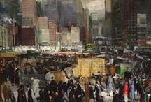 1882 - 1925 GEORGE BELLOWS