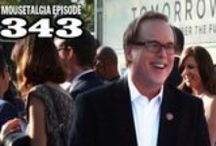 Mousetalgia! - Episode 343 - May 18, 2015 / Team Mousetalgia takes you to the blue carpet and the world premiere of Tomorrowland! Jeff joins D23 to attend the private after-party in Disneyland's Tomorrowland, and Dave joins in to report from a Lucasfilm screening of the film, and we offer our initial spoiler-free impressions of the film. Also, we talk Avengers, and offer some thoughts. Next: the Haunted Mansion welcomes back the Hat Box Ghost after nearly 46 years, and we offer our feelings. Plus more!