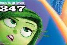 "Mousetalgia! - Episode 347 - June 15, 2015 / Pixar's Pete Docter and Jonas Rivera appeared at the Seattle International Film Festival to introduce ""Inside Out,"" and Kristen reports from the screening. Also, Mousetalgia welcomes ARG developer Nick Tierce to the show to discuss his unofficial alternate reality game based on ""The Optimist"" and ""Tomorrowland,"" and we get his take on what the future might hold for Brad Bird's underrated film. Plus more!"
