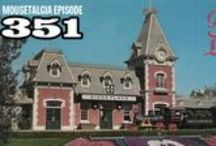 Mousetalgia! - Episode 351 - July 13, 2015 / Happy 60th, Disneyland! Team Mousetalgia offers our advice for dealing with the crowds at Disneyland on its 60th birthday, and then we take a look back at Disneyland's origin story to see how different (and similar) things were back in 1955. We'll take you back to opening day (when four-person-wide lines stretched a mile down Harbor Boulevard) on a brief tour of the original attractions that are no longer with us. Plus more!