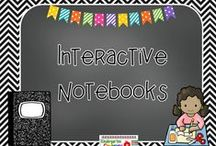 Interactive Notebooks / Here are tips and tricks to make interactive notebooks engaging for your students. This looks like a great tool for learning so let's all get on board.