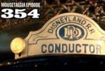 "Mousetalgia! - Episode 354 - August 3, 2015 / Walt Disney's fascination with steam locomotives takes center stage this week as Mousetalgia visits Walt's Barn in Griffith Park and the current exhibit, ""The Trains of Disneyland."" Then, Mousetalgia is pleased to welcome William ""Sully"" Sullivan to the show to talk about his 40-year career with the Disney company. Sully talks about working at Disneyland, the New York World's Fair, at the Magic Kingdom, and much more. Plus, a review of the Anaheim Marriott, D23 Expo prep - and more!"