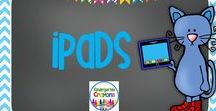 Ipads in Kindergarten / Here is the best of what I can find on the internet about using ipads with young children. Check it out!