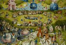 1450 - 1516 EL BOSCO, Hieronymus Bosch