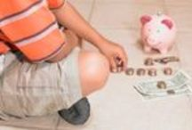 Money Activities for Kids / It's never too early to teach kids about money and the importance of saving and spending wisely.