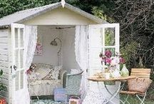 Sheds / Cabins / Play & Guest Houses