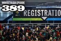 Mousetalgia! - Episode 389 - April 4, 2016 / This week, Team Mousetalgia takes you with us to the recently-held Silicon Valley Comic Con, with a focus on the Disney-related aspects of this new pop culture convention including a conversation about the showroom. We also discuss the crowds, the atmosphere, and Kermit the Frog's elevator crush, Lea Thompson. Plus, Shawn Marshall of ParksandCons.com joins us to offer his top 10 tips for surviving conventions and having a successful con experience. Plus more!