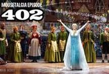 "Mousetalgia! - Episode 402 - July 4, 2016 / Team Mousetalgia takes you back to Arendelle - er, the Hyperion Theater, that is - as we enjoy the sounds of summer '16 at the Disneyland Resort. First, we review ""Frozen - Live at the Hyperion,"" and offer our initial reactions to the new musical.  Then, we take an audio tour of the parks and enjoy the sounds of summer. Plus - we celebrate Independence week with a Johnny Tremain giveaway!"