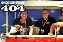 Mousetalgia! - Episode 404 - July 18, 2016 / This week, Team Mousetalgia reports from the Pacific Northwest Mouse Meet 2016. Topics include the D23 mixer the night before the meet, the show floor, and personal highlights from Mousetalgia listeners and attendees to the Mouse Meet. We go behind the scenes and also speak with vendors and Disney historian and author David Lesjak, who shares a story about an incredible piece of Disneyana he displayed at the event. Plus more.  And happy 61st, Disneyland!