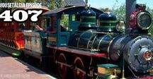 Mousetalgia! - Episode 407 - August 8, 2016 / Mousetalgia welcomes Retlaw employee and Disneyland train conductor David Wilcox to this week's show to talk about working for the railroad. David shares the secrets of the train team regarding keeping guests safe; his responsibilities and experiences; falling off the train; and three-hour lines for the steam train. Also - in honor of the Summer Games, we welcome former Olympian and Gold Medalist Ryan Millar to the show to talk Disneyland hotels. Plus more.