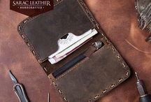 Vintage Style Genuine Leather Wallet