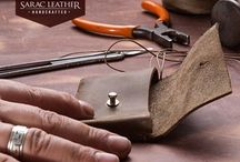 Handmade Business Card Holder