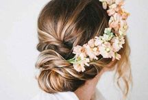 The Perfect Wedding Hair / by Margaret Van Damme
