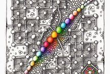 doodles, drawings and zentangles / by dianeshaw