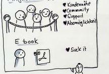 sketchnotes / Sketchnotes von Ines Schaffranek