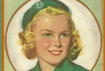 You Go Girl! / All things Girl Scouts!  Girl Scout camps and camping, Girl Scout uniforms, badges, equipment, cooking, and Girl Scout cookies!  I especially love vintage Girl Scout memorabilia!  <3  You go girl! / by Sentimental Baby