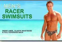 Men's Tan Through Racer Suits / Available at www.cooltan.com Price: $32.95 Sizes: S - XXL