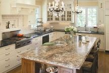 kitchen ideas / by Lisa Cola