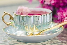 Spot of Tea / Tea, tea cups, pots, spoons and accessories, yummy tea!
