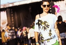Festival Inspiration / The most stylish festival goers in Europe? You decide. / by Bench